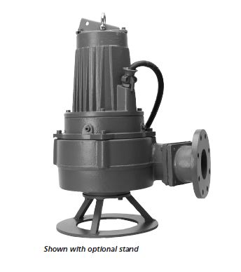 Goulds Submersible Vortex Sewage PumpPart #:4GVC72E4BF