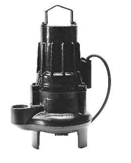 Goulds Submersible Sewage PumpPart #:2GV1812DD