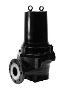 Goulds Submersible 4 In. Sewage Pump Part #:4GV6025CD