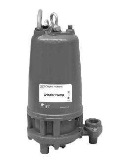 Goulds Submersible Grinder Pump - 50 HzPart #:1GD55G9AA