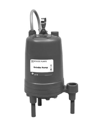 Goulds Submersible Grinder Pump  Part #:RGS2012