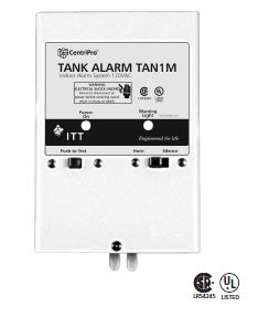 Goulds Level Alarm PanelPart #:TAN1M