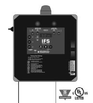 Goulds Three Phase Floatless Panel with C-Level SensorPart #:D3ICE2025