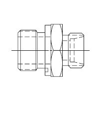 Grundfos Male Stud ConnectorPart #:96126221