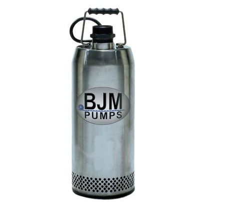 Slim pump