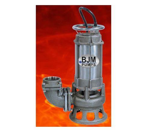 BJM Sand, Sludge & Slurry FAHRENHEIT Shredder Pump SKX150CSSF-575T
