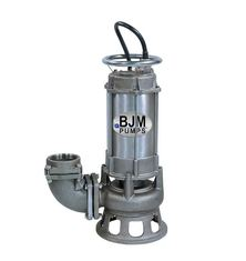BJM Electric Submersible PumpPart #:SX08CSS-208T