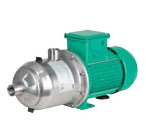 Wilo Self-Priming Horizontal Multistage Pump -MC30-04Part #:4107998