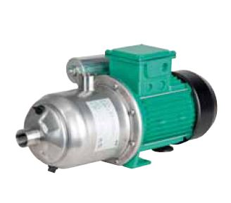 Wilo Self-Priming Horizontal Multistage Pump - MP30-04Part #:4107989