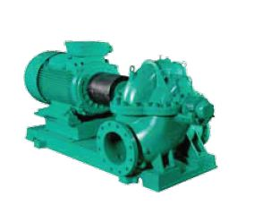 Wilo Horizontal Split Case Pumps