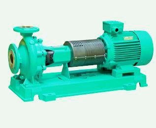 Wilo Base Mount End Suction Pumps