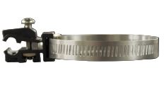 Alderon Controls Stainless Steel Pipe ClampPart #:7038