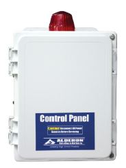 Alderon Controls Power Box Alarm with 20 Inch AlarmPart #:7166