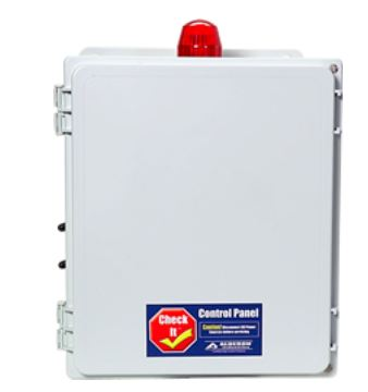 Alderon Controls Duplex  Check It - Sewage Control Panel