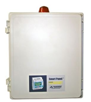 Alderon Controls Simplex Smart Panel-1 Phase Duplex Sewage Control Part #:1317