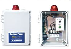 Alderon Controls Affordable Simplex Control Panel - Simplicity XPart #:7408